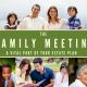 Family Meeting Header