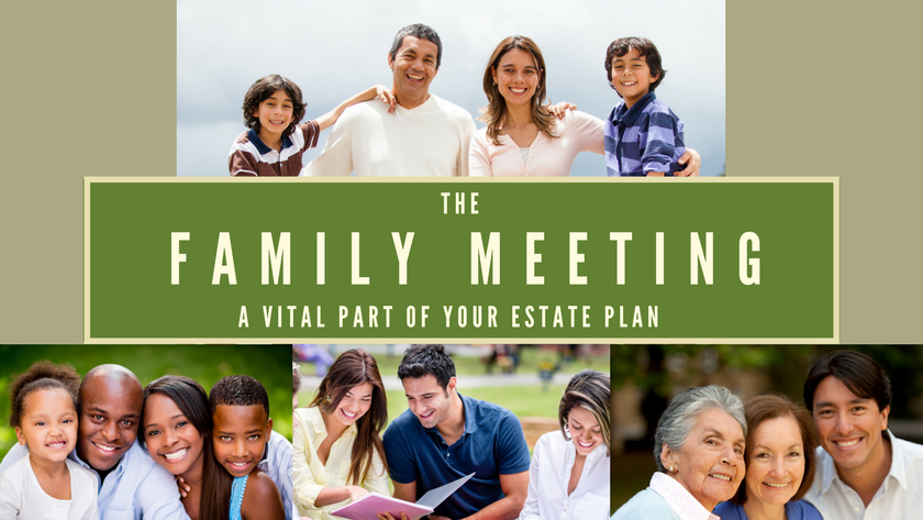 Family Meeting Header